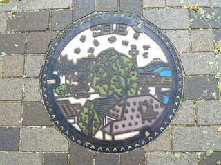 小平市のカラーマンホール.jpg