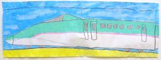 東北新幹線はやぶさの絵.jpg