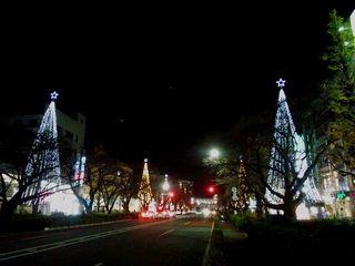 イルミネーション、国立市、夜景_640.jpg
