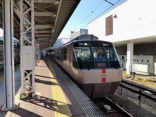 小田急電鉄:ロマンスカー30000系:さがみ_640.jpg